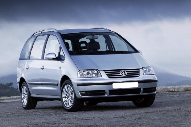 VW Sharan Van